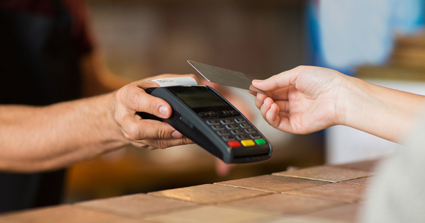 Contactless payments have become very popular